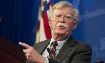 Bolton aseguró que EEUU tiene intenciones de aumentar la cooperación con Venezuela y Juan Guaidó