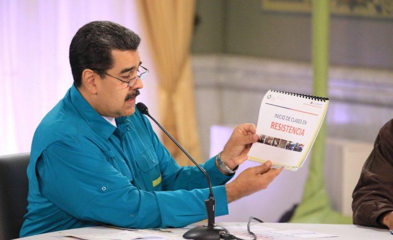 """Gobierno madurista solicita una investigación en la OMC por """"practicas comerciales ilegales"""" entre EEUU y Colombia"""