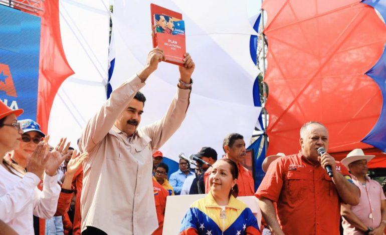 Maduro alardea sobre su capacidad para violar las sanciones y traer armas a Venezuela