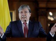 Cancillería colombiana quiere que Grupo de Lima imponga más sanciones a la administración madurista