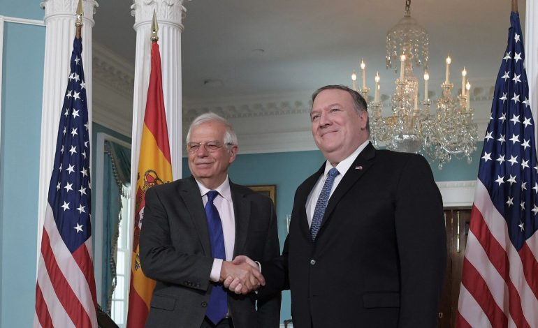 Estados Unidos solicitó a empresas españolas cortar lazos con el régimen madurista