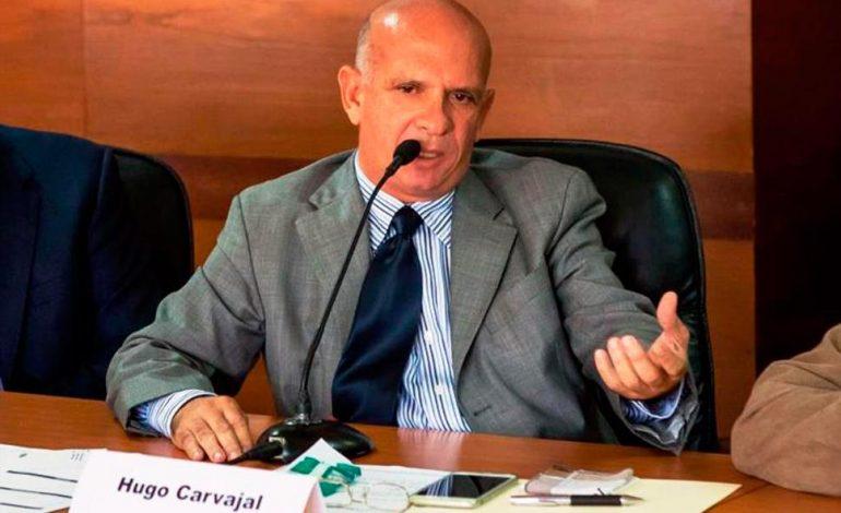 """Hugo Carvajal afirma que EEUU lo reclama bajo """"acusaciones falsas"""""""
