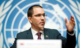 Canciller madurista asomó la posibilidad de retomar las negociaciones con la oposición