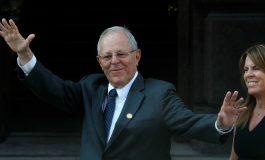 Poder Judicial ordenó detención de ex presidente peruano