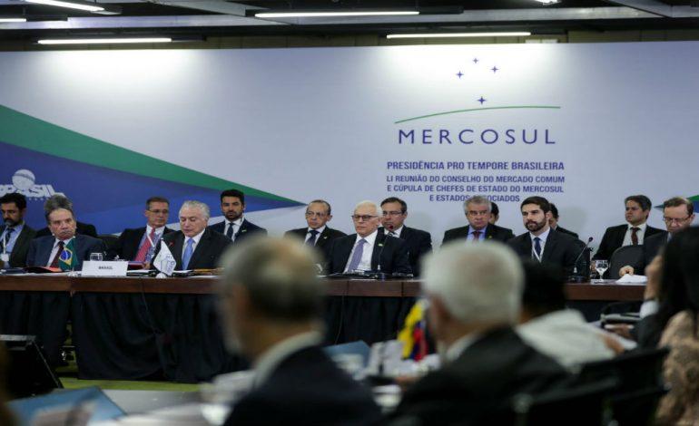 Elección directa de parlamentarios del Mercosur fue suspendida
