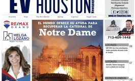 Houston (del 18 de abril al 01 de mayo)