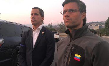 Guaidó anunció inicio de la fase final de la Operación Libertad con apoyo de la FAN