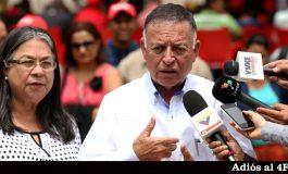 AN ve irregular que México acepte a Arias Cárdenas como embajador legítimo de Venezuela
