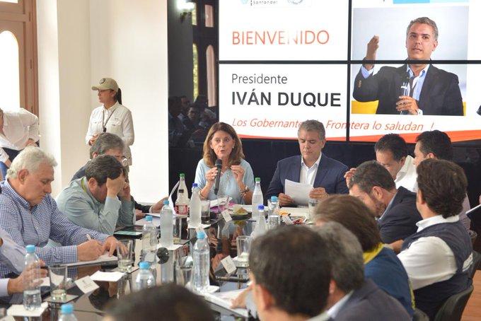 """Colombia ejecutará un """"Plan de Impacto"""" para apoyar a regiones fronterizas con Venezuela"""