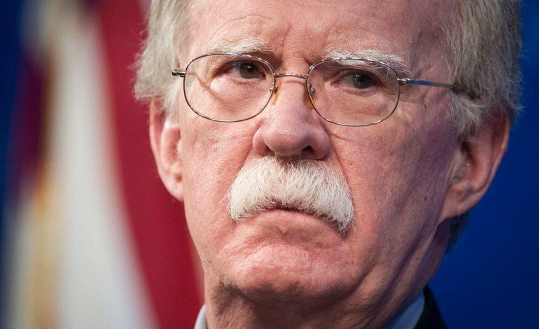 Bolton: Denunciamos la muerte sin sentido del capitán Arévalo a manos del régimen de Maduro