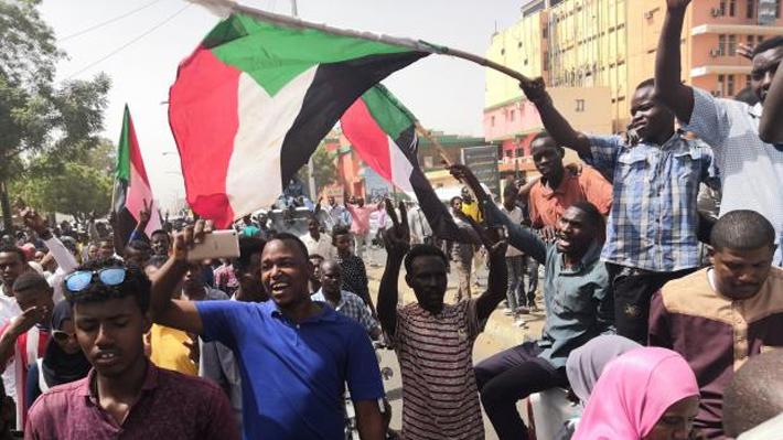 Sudán tiene nuevo jefe de Estado