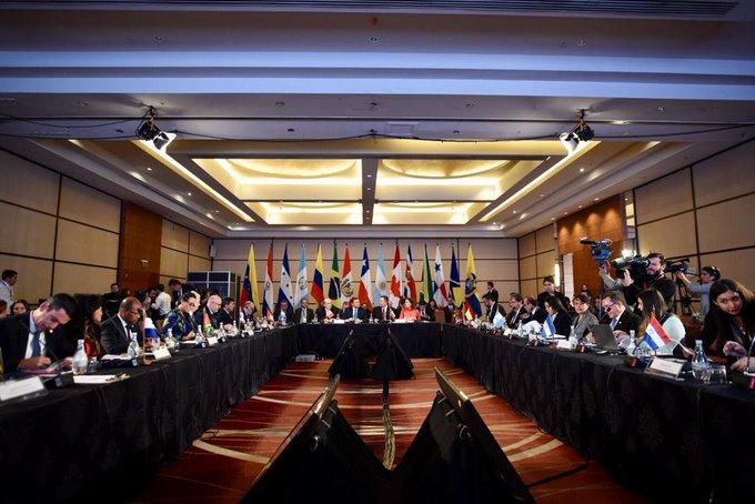 Grupo de Lima rechazó convocatoria de elecciones para la Asamblea Nacional