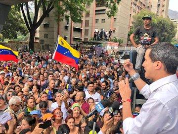 Guaidó: no nos prestamos a falsos diálogos ni a nuevos Zapatero