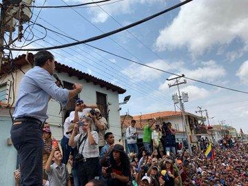 Guaidó: estamos a pocos días de lograr el cese de la usurpación