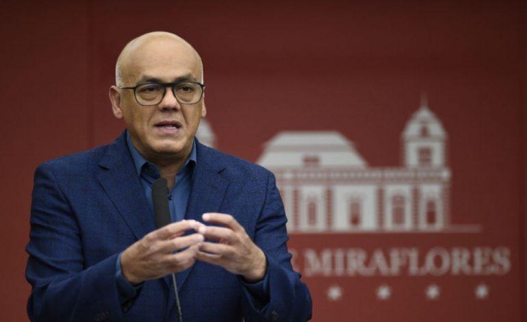 Culminaron las negociaciones en Barbados, según Jorge Rodríguez