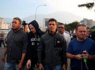 Leopoldo López: Los narcotraficantes que hoy usurpan el poder hasta en situaciones como las que enfrentamos mienten