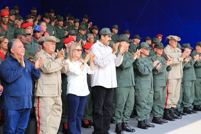 Maduro anunció asueto laboral por Semana Santa desde el lunes #15Abr