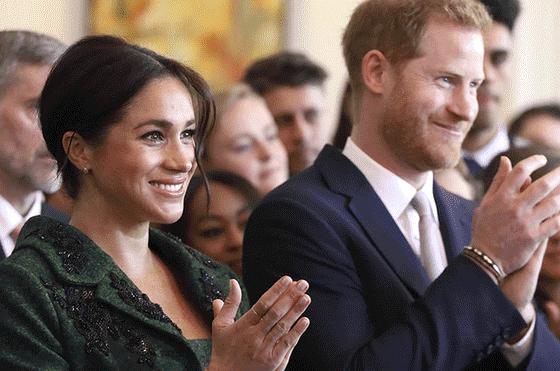 Duques de Sussex estrenan nuevo hogar antes del nacimiento de su primer hijo