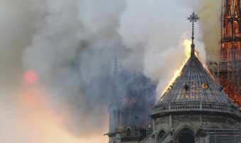 ¿Reconstruir o renovar? El dilema que crece alrededor de Notre Dame