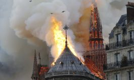 """Bomberos afirman que estructura de Notre Dame fue """"salvada en su totalidad"""" (+FOTOS)"""