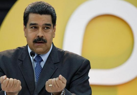 """Maduro da la bienvenida a quien quiera firmar el nuevo """"acuerdo de paz"""""""