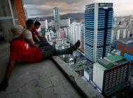 Dejar el interior para encontrar una vida en Caracas