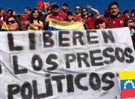Foro Penal: 800 personas detenidas por razones políticas y más de ocho mil bajo procesos penales