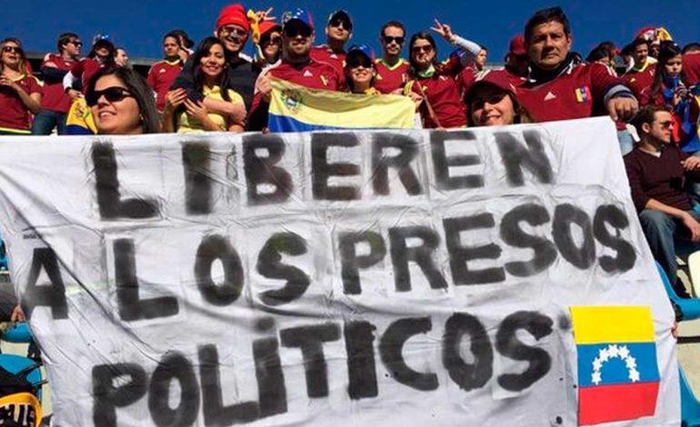 Liberación total de todos los presos políticos, por Isaías A Márquez Díaz