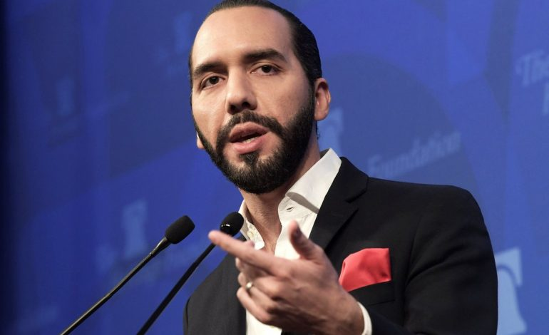 Nuevo presidente de El Salvador no invitará a Maduro ni a Ortega a su toma de posesión