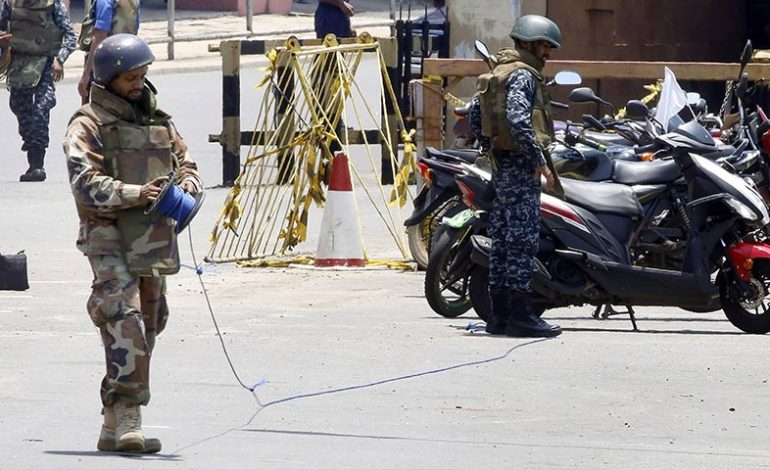En Sri Lanka se desplegaron casi 4 mil militares con poderes especiales