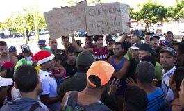 Madres venezolanas acuden a Cúcuta para vacunar a sus hijos