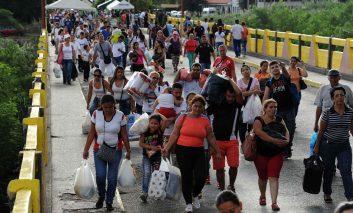 Colombia obtuvo una subvención de $31,5 millones para ayudar a migrantes venezolanos