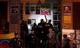 ¡Otro logro! Agentes federales de EEUU ordenan a invasores desalojar Embajada de Venezuela en Washington