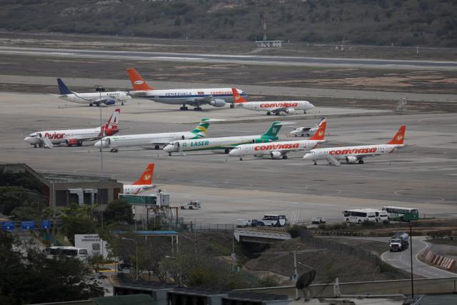 Reactivarán a partir de diciembre vuelos internacionales en Venezuela