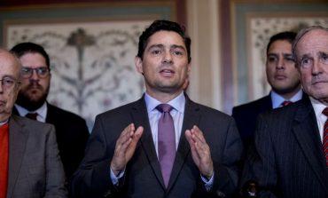 Vecchio agradeció apoyo de EEUU ante nuevas sanciones contra personeros del régimen