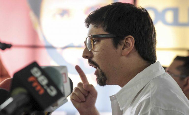 Freddy Guevara cumplió un año y seis meses asilado en la Embajada de Chile en Caracas