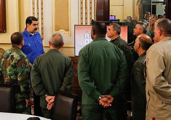 ¡Insólito! La jerarquía de la Fuerza Armada Nacional de Maduro cada día es más rica en Venezuela