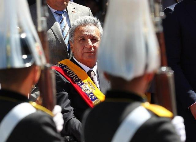 Lenín Moreno propondrá visado especial para venezolanos luego de salir de Unasur