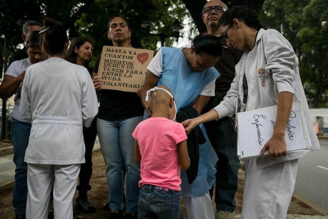 """Diputada Belisario denunció que """"la salud en Venezuela está en terapia intensiva"""""""