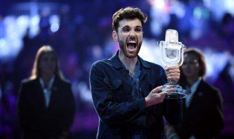Holanda se lleva el trofeo de Eurovisión tras casi medio siglo