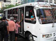 Reverol anunció aumento del pasaje urbano a 300 bolívares