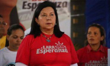 AN abre una investigación contra la gobernadora de Lara