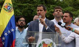 Guaidó ordenó a Vecchio reunirse con el Comando Sur de Estados Unidos