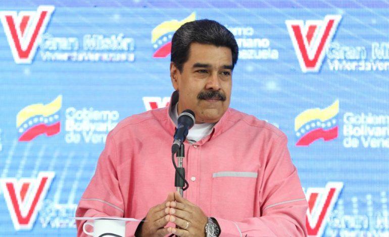 """¿Patadas de ahogado? Maduro afirma que encuentros en Noruega fueron """"constructivos"""""""