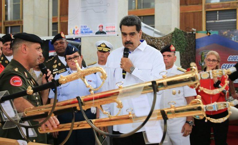 ¿Y los niños del JM? El chavismo muestra su poderío con un lanzacohetes ruso