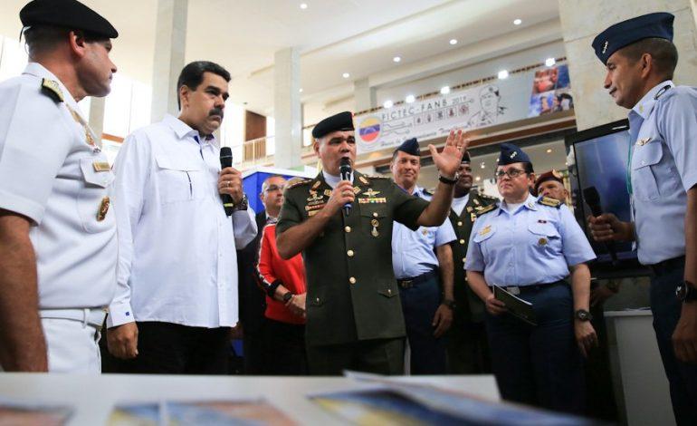 Países europeos evalúan aplicar sanciones a Maduro, Padrino y otros personeros, según AP