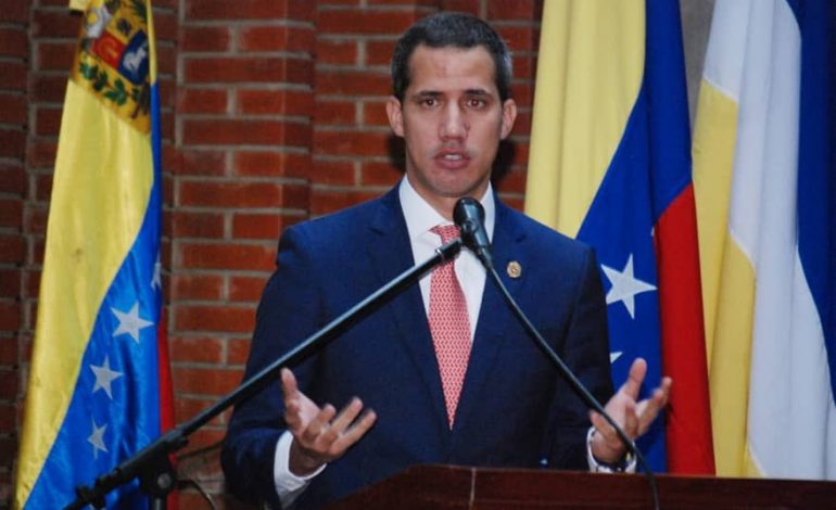 Guaidó sobre visita de Bachelet: esperamos su agenda oficial para determinar nuestra participación