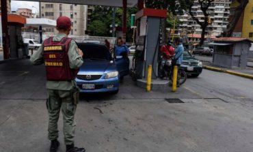 Militarizadas estaciones de servicios en varios estados de Venezuela