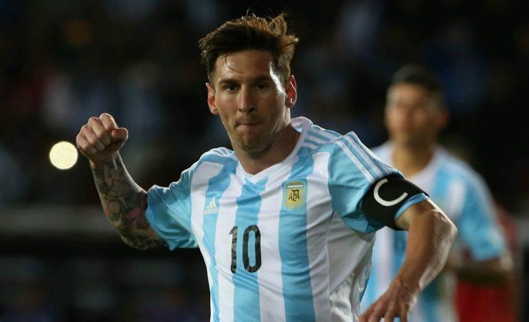 La Pulga inició su entrenamiento para la Copa América