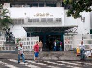 Personal de salud del J.M de los Ríos en Caracas protestaron para exigir salarios dignos